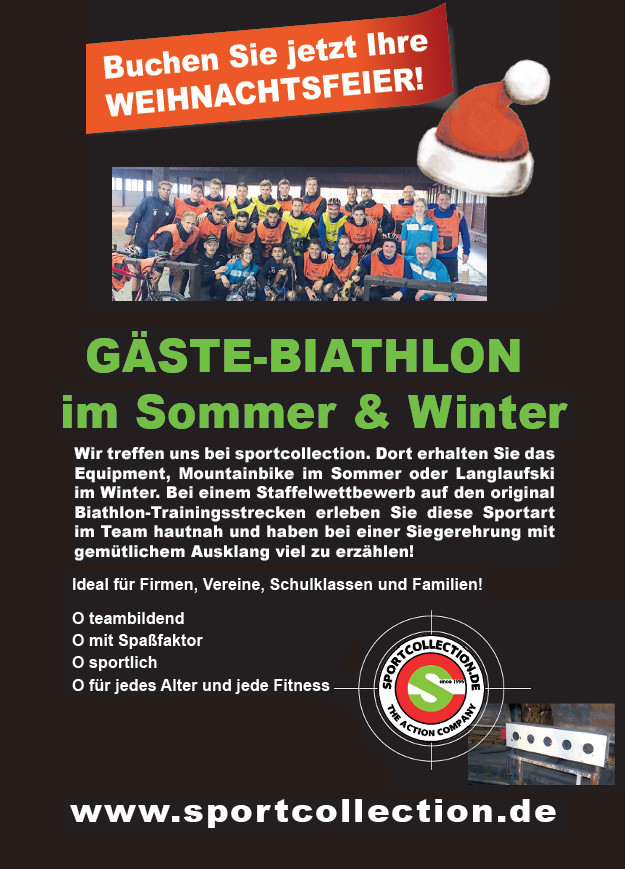 Biathlon bei sportcollection