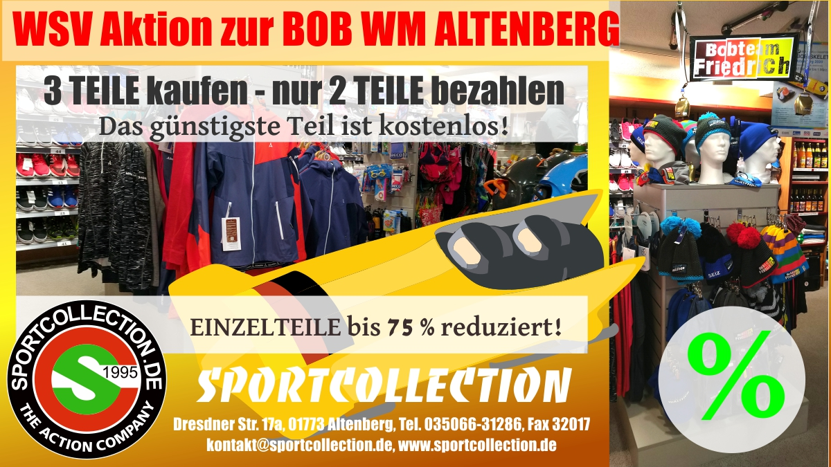 Winter bei sportcollection